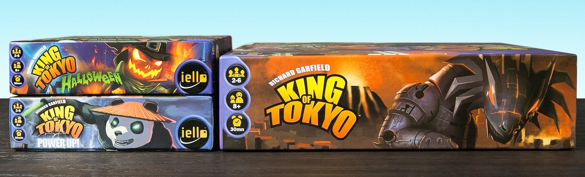 King of Tokyo Bundle