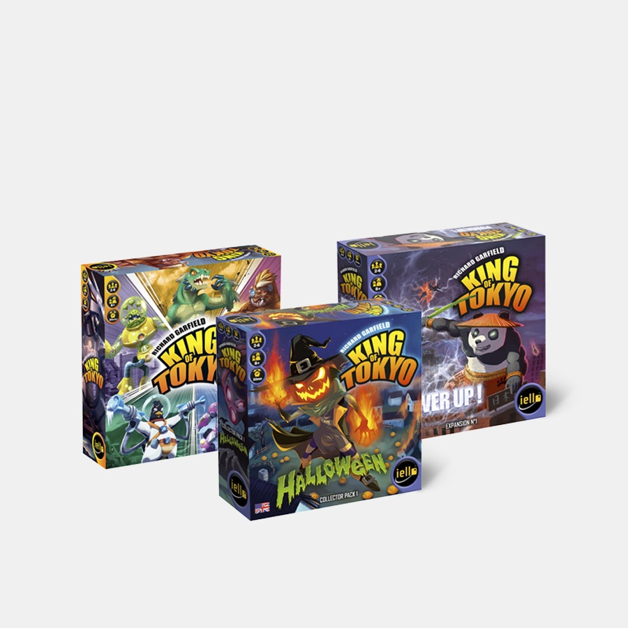 King of Tokyo Second Edition Bundle
