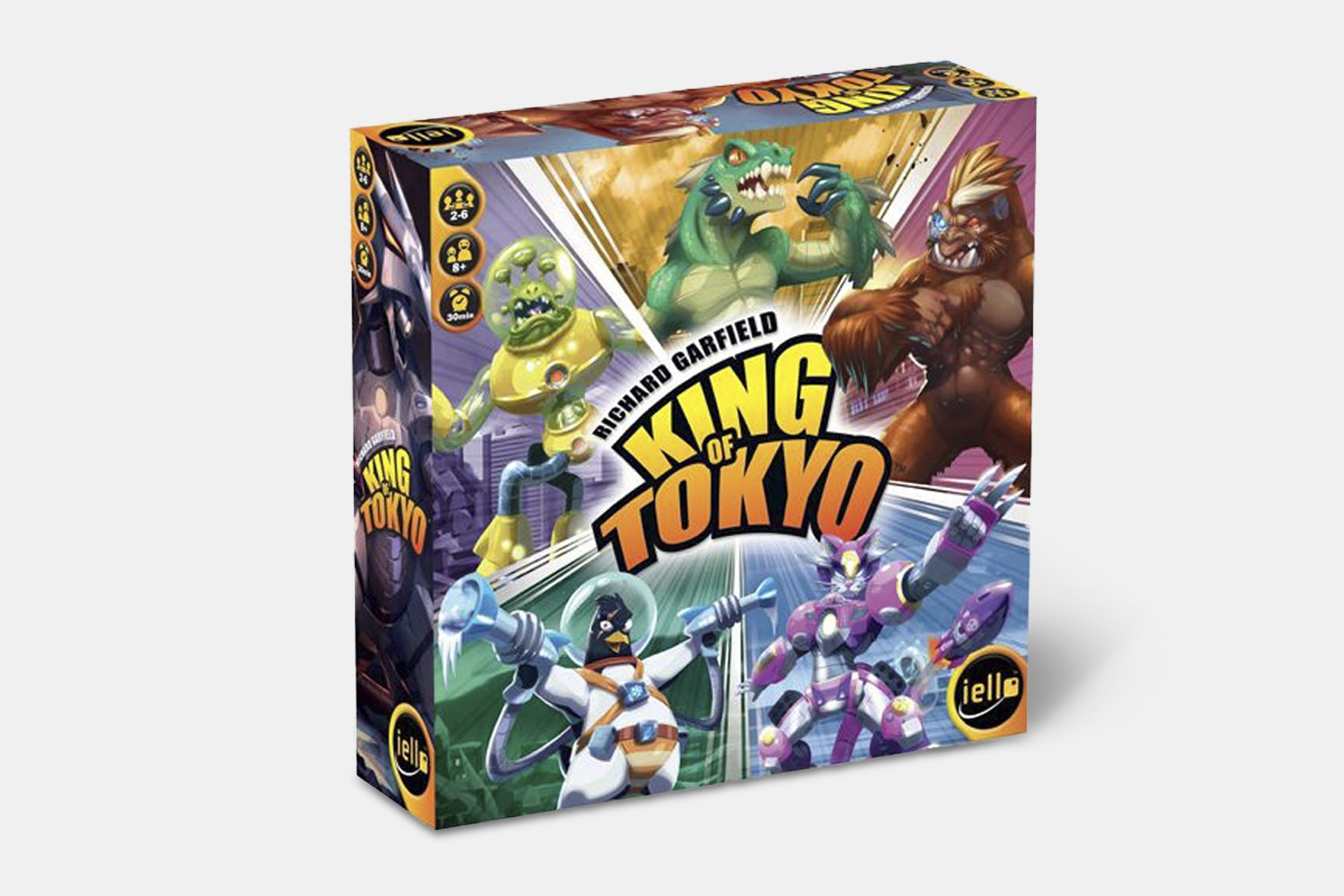King of Tokyo: Second Edition