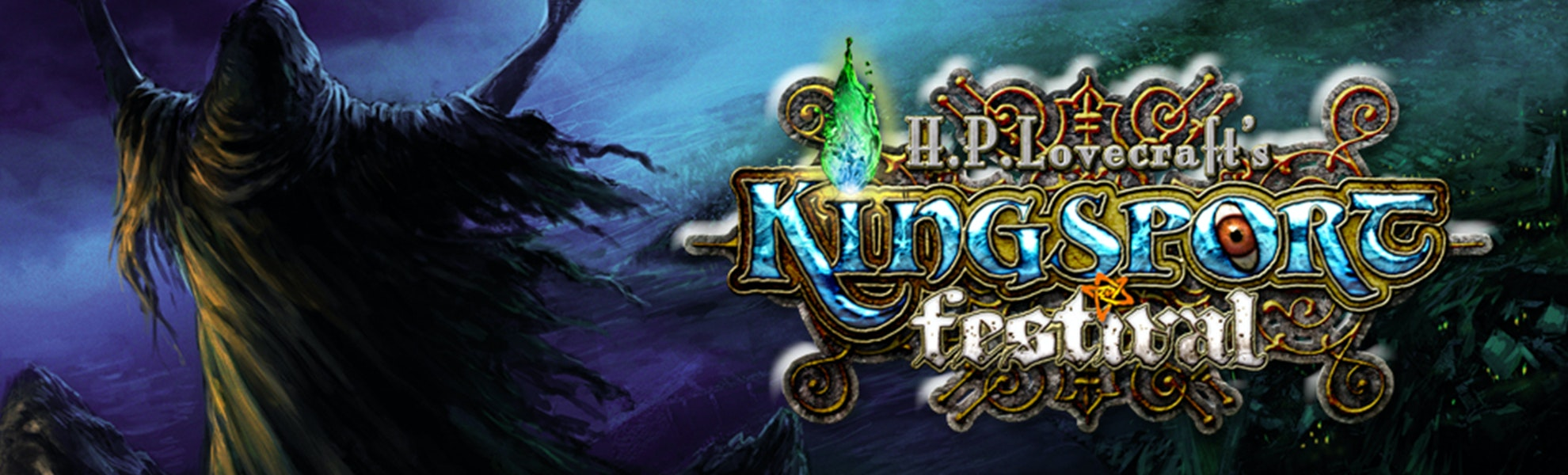 Kingsport Festival Pre-Order Bundle