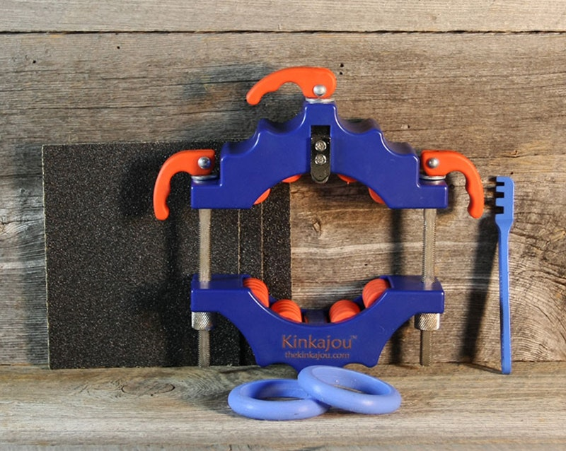 Kinkajou Bottle Cutter Standard Kit Janey (Purple/Orange)