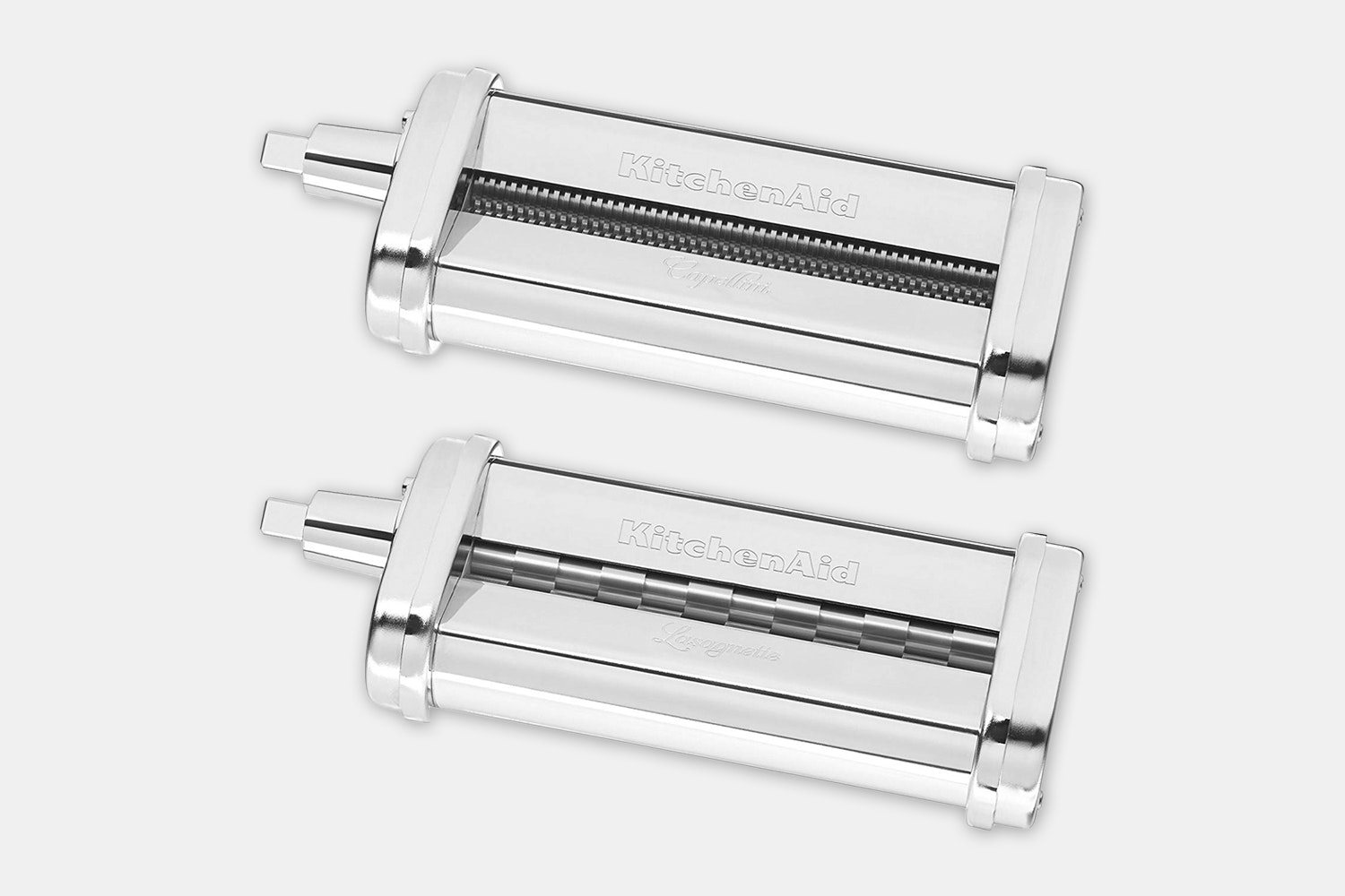 Pasta Cutter Attachments – Set of 2 (+$25)