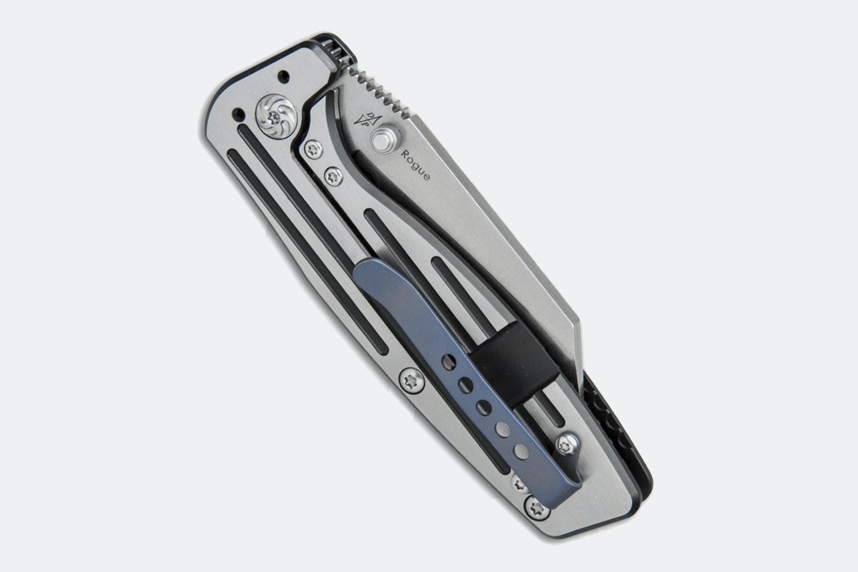 Kizer Ki3480 Rogue Frame Lock Knife
