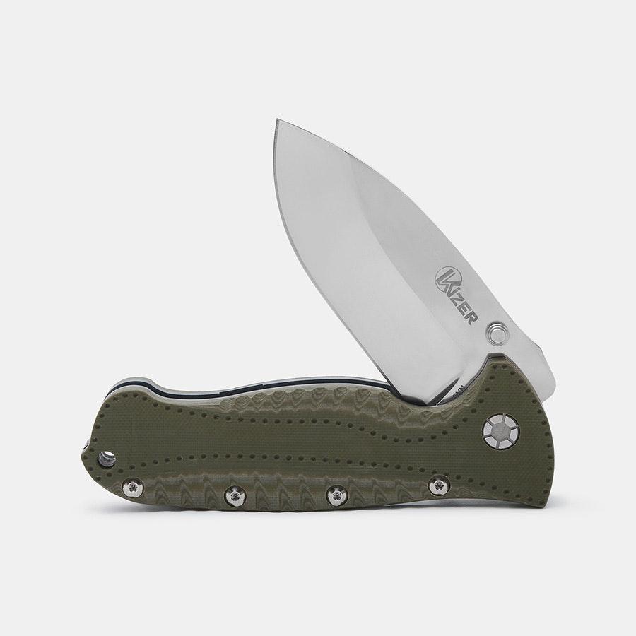 Kizer Ki4416A GTi Gingrich Hunter Liner Lock Knife