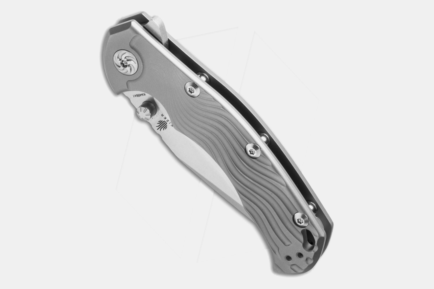 Kizer Ki4456A1 River Cat Frame Lock Knife