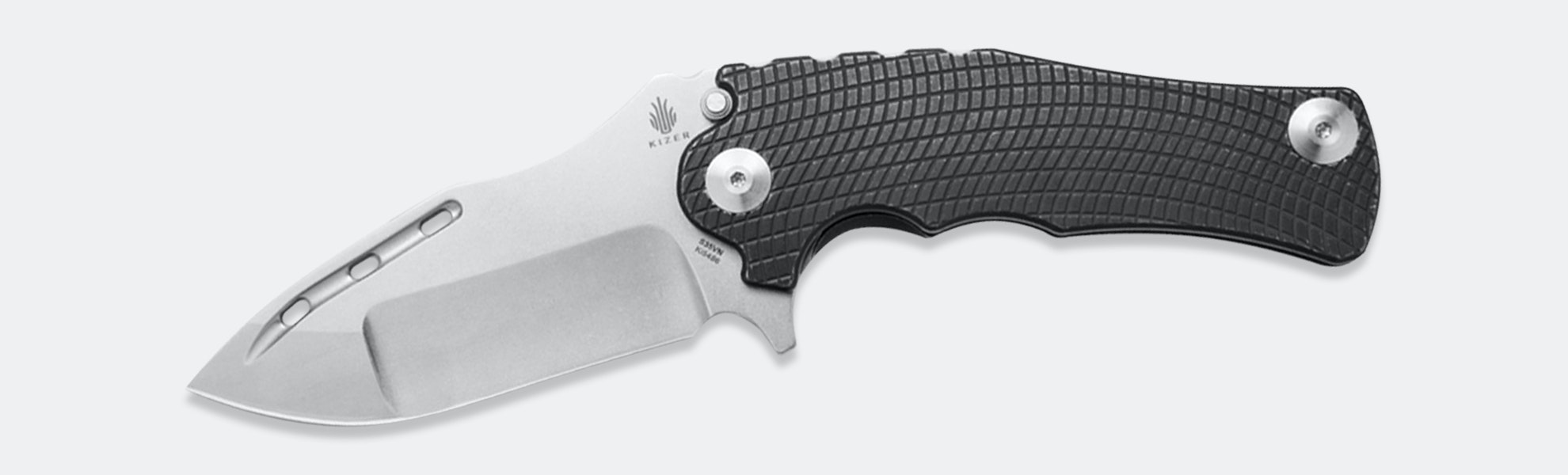 Kizer Ki5486 Maddox S35VN Folding Knife