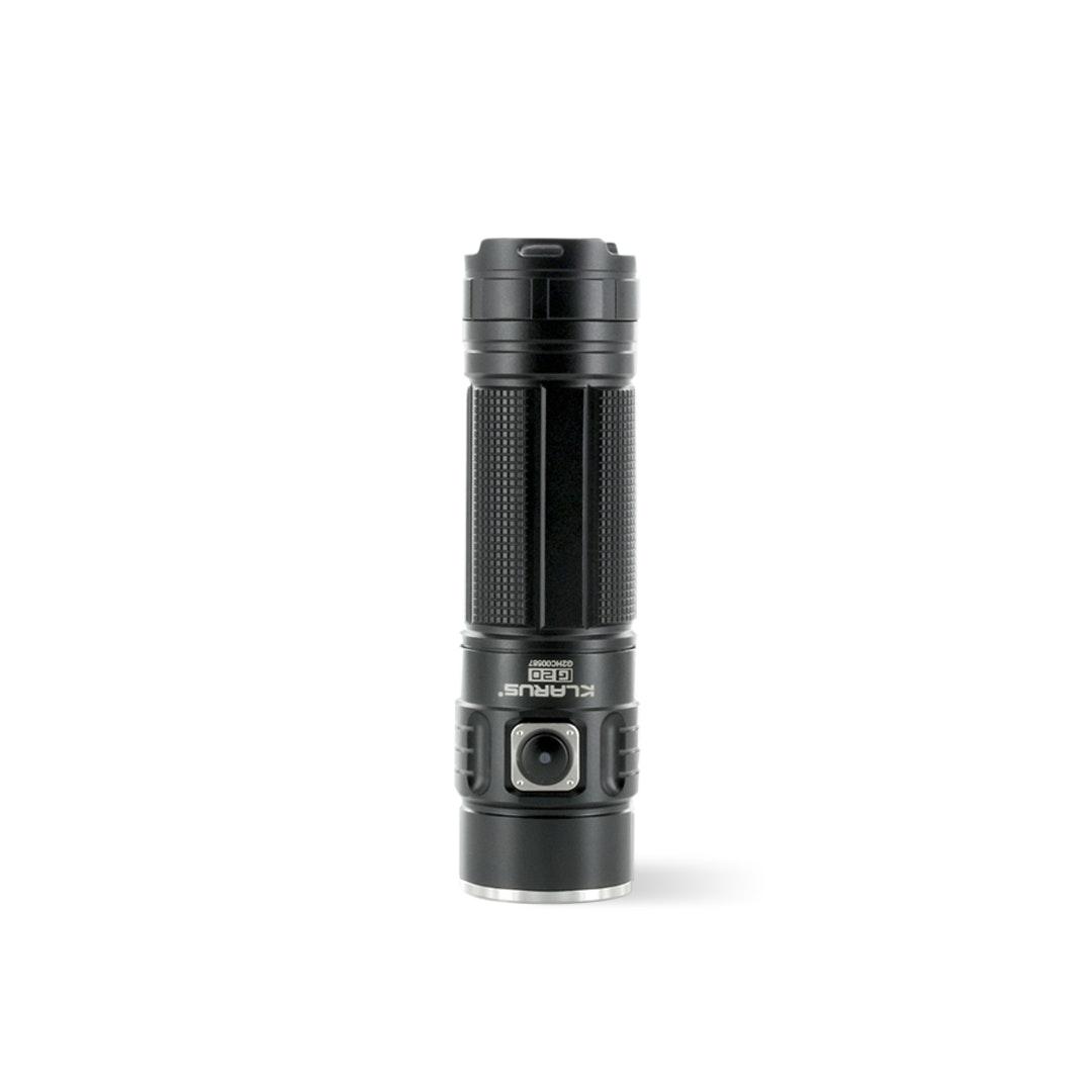 Klarus G20 3,000-Lumen Mini Search Flashlight