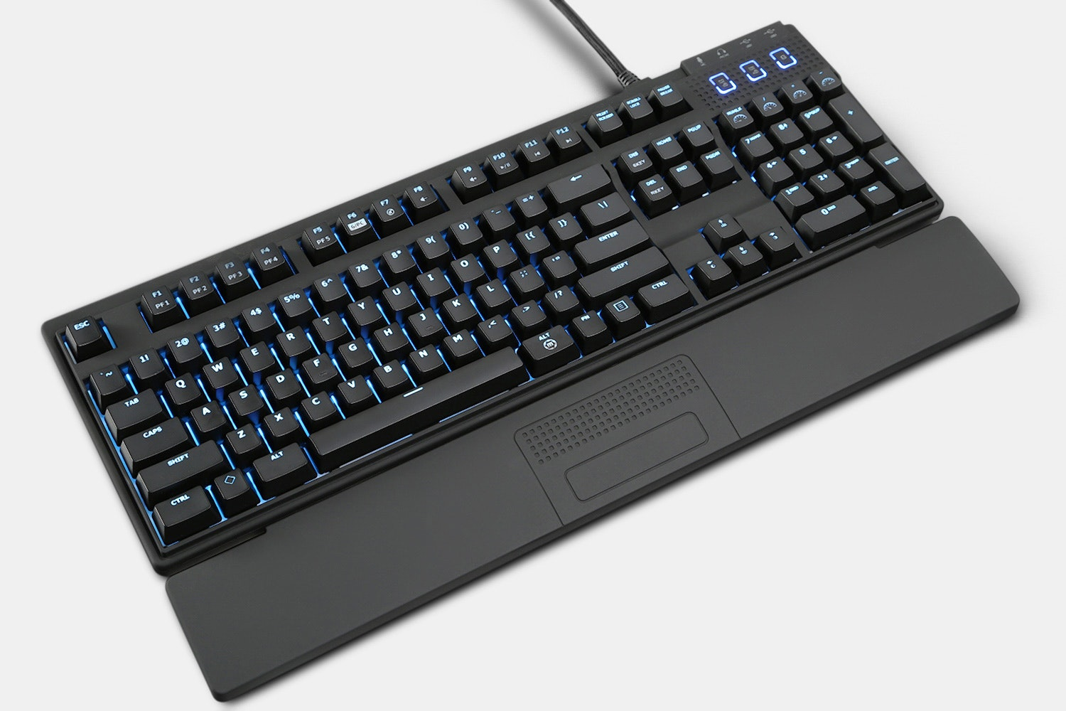 Klictro Chameleon RGB Mechanical Keyboard