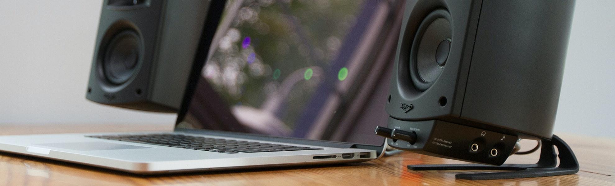 Klipsch ProMedia 2.1 Computer Speakers