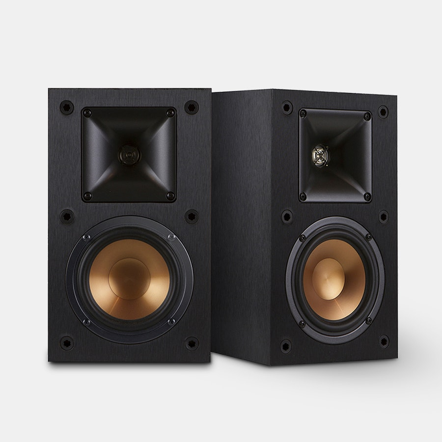 Klipsch R-14M Reference Bookshelf Speakers