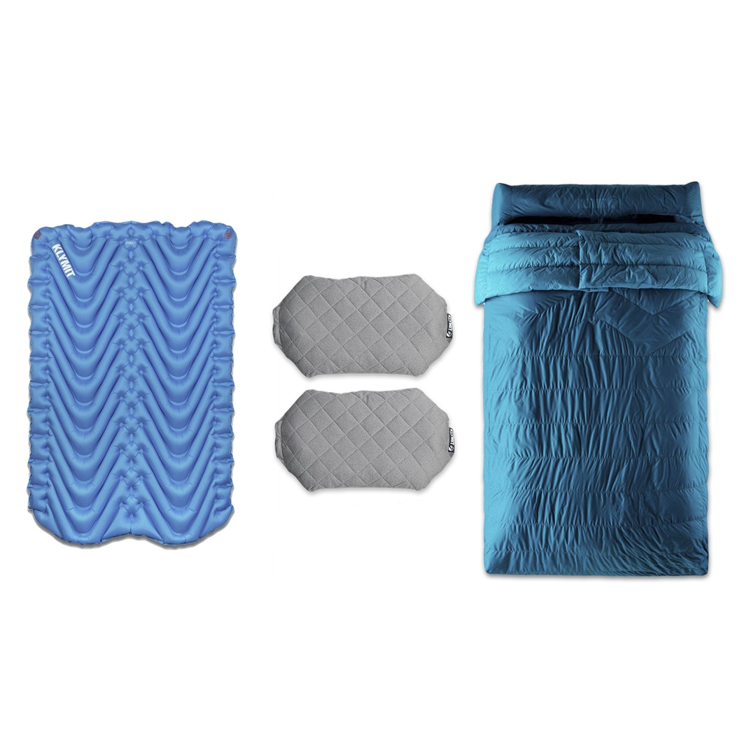 Klymit Couples Sleeping Bundle