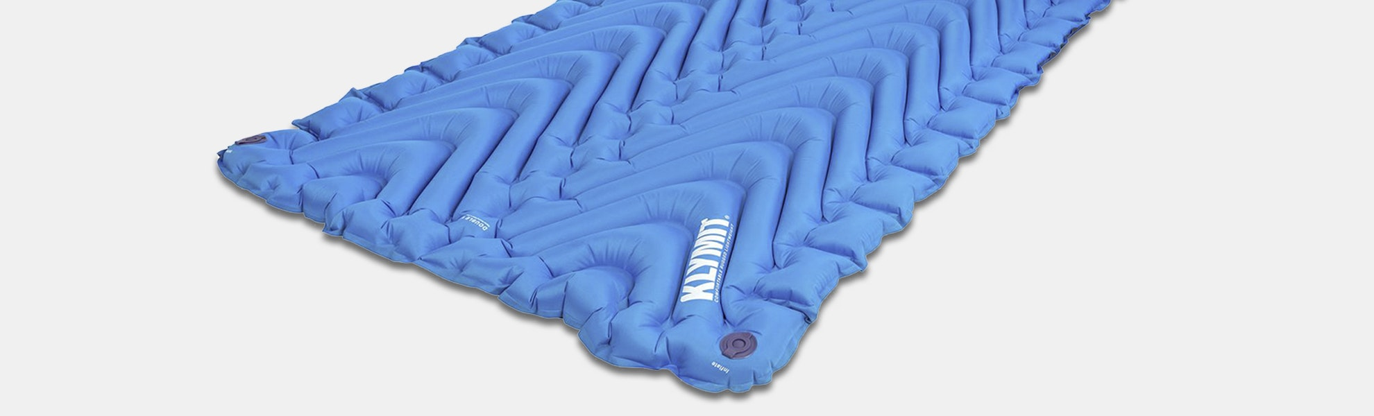 Klymit Uninsulated & Insulated Double V
