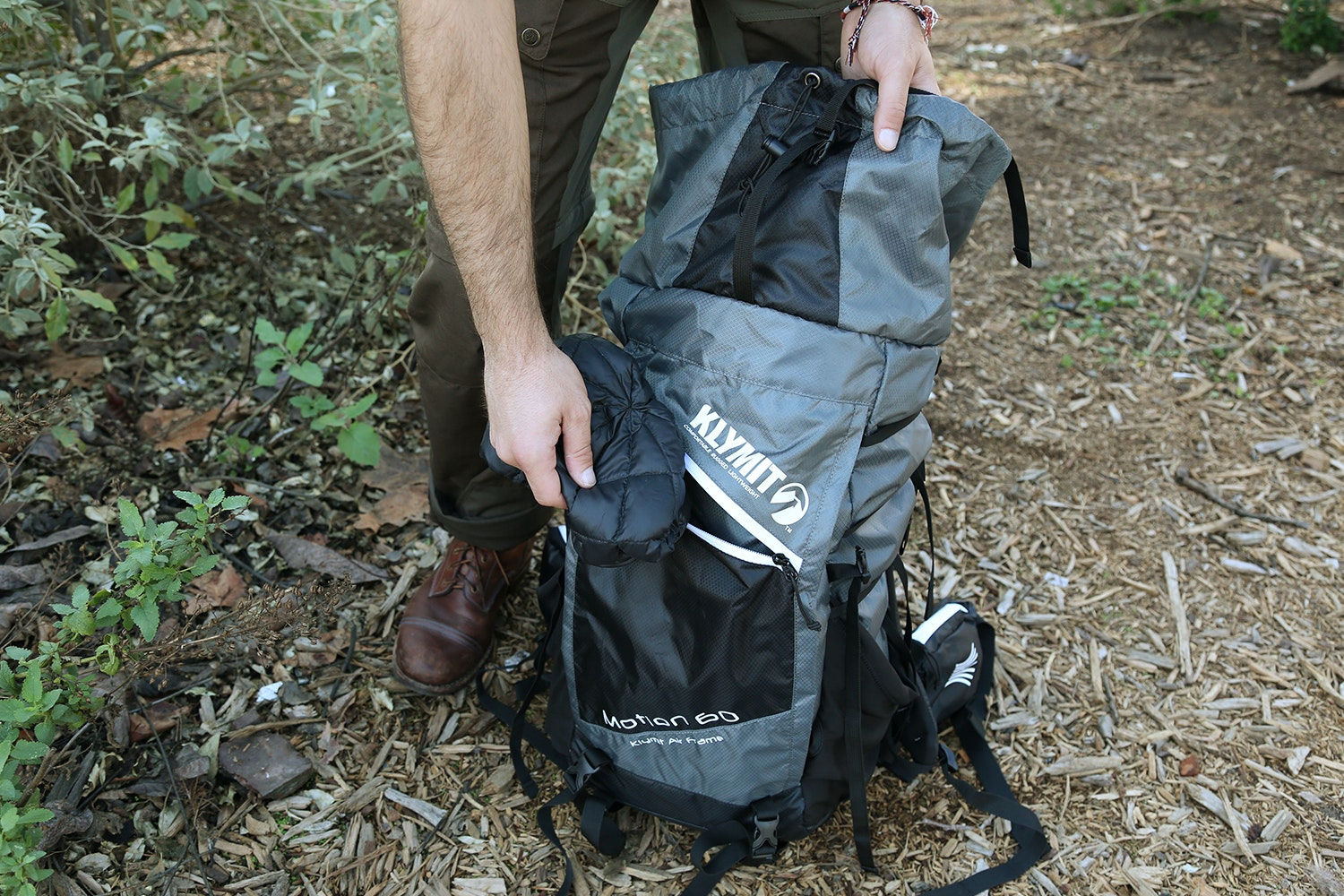 Klymit Motion 60L Backpack – New Edition