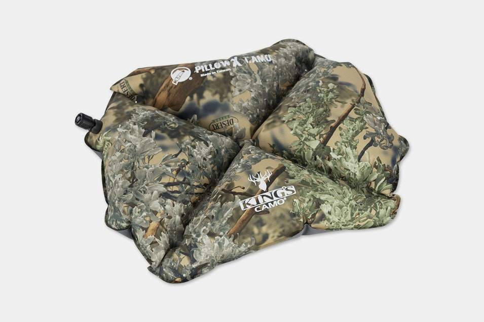 Klymit Pillow X Kings Camo Price Amp Reviews Massdrop