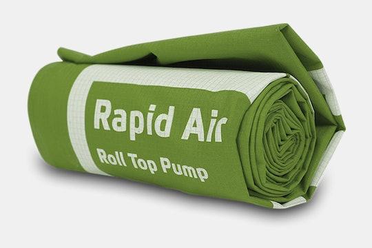 Rapid Air Pump (Flat Valve) – Green