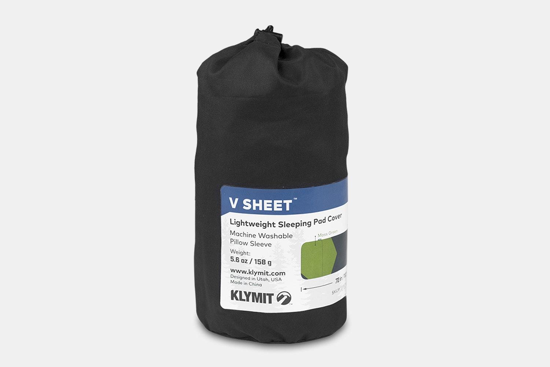 Klymit V Sheet & Quilted V Sheet