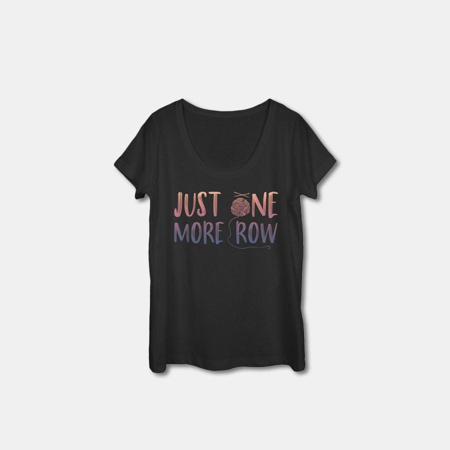 Knitting T-Shirts