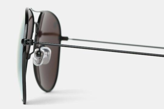92d623202 Knockaround Mile High Polarized Aviator Sunglasses | Price & Reviews ...