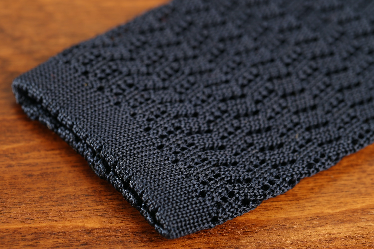 Knottery New York Zigzag Knit Ties
