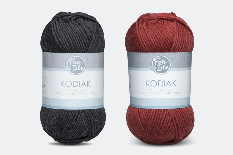 Kodiak Yarn Neutrals by Fair Isle (2-Pack) | Price & Reviews ...