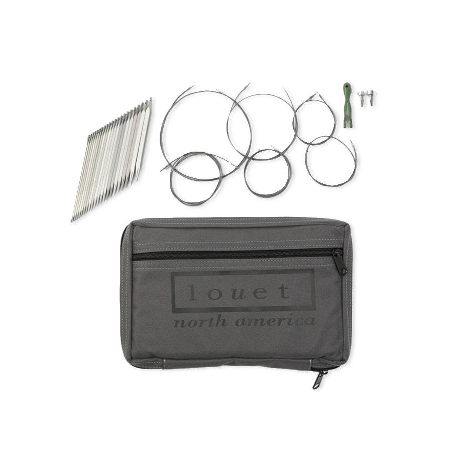 Kollage Square Interchangeable Needle Set