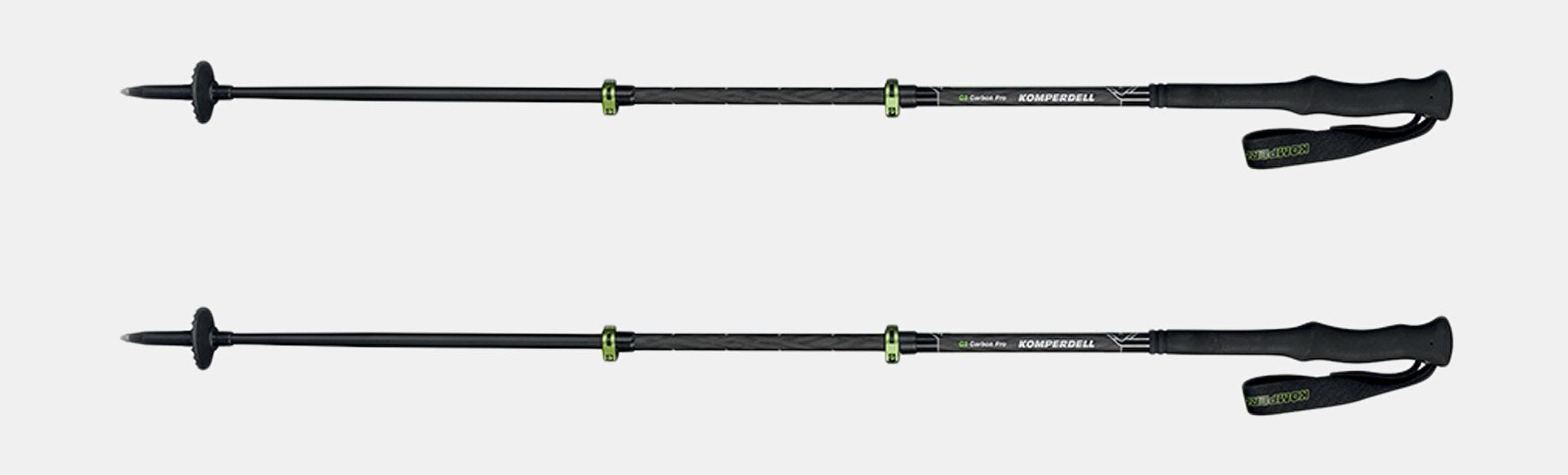Komperdell C3 Carbon Pro Trekking Poles (2018)