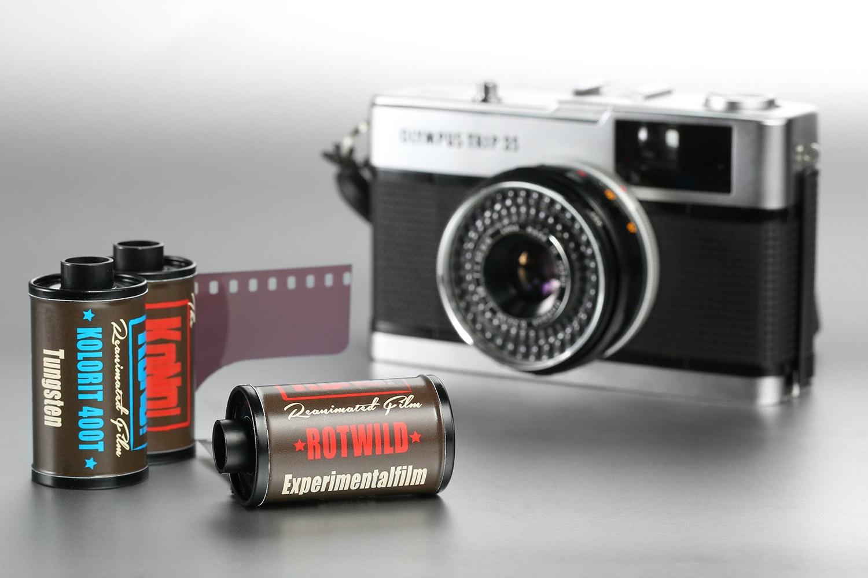 KONO! Kolorit & Rotwild Reanimated 35mm Film
