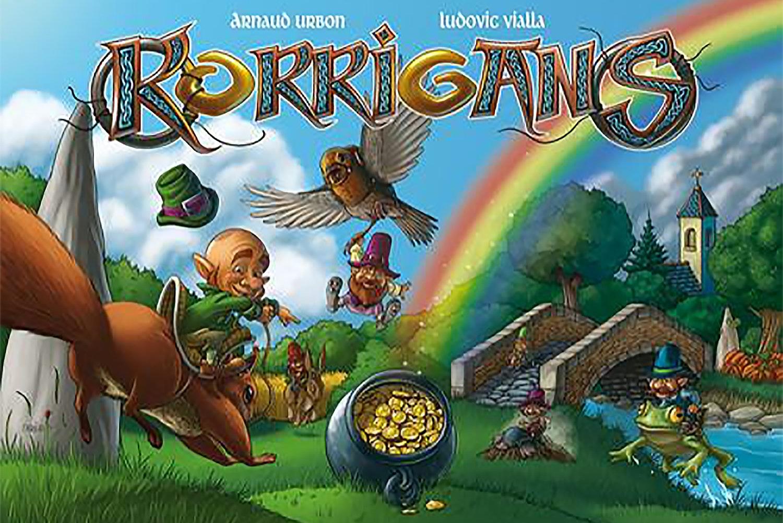 Korrigans Board Game