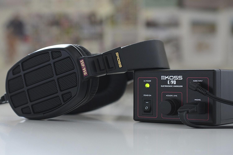 Koss ESP950 Electrostatic Headphone System