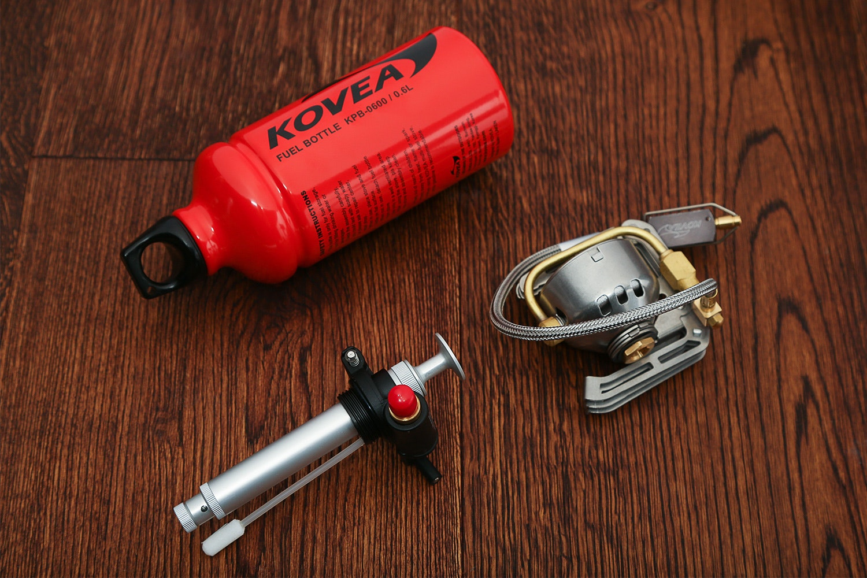 Kovea Hydra Dual-Fuel Stove