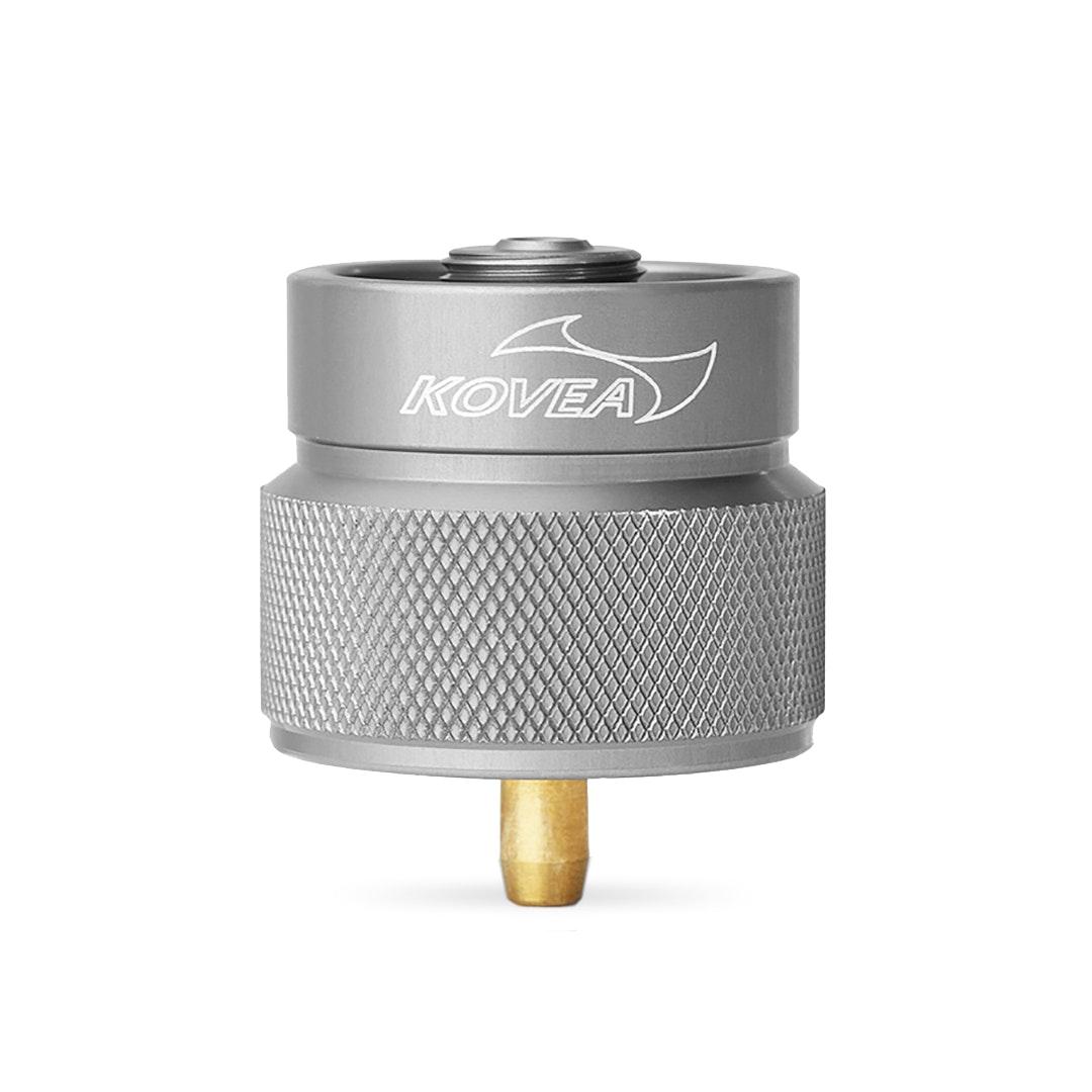 Kovea Aluminum or Brass LPG Fuel Adaptors