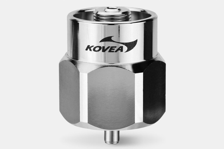 Brass LPG fuel adapter ($5)