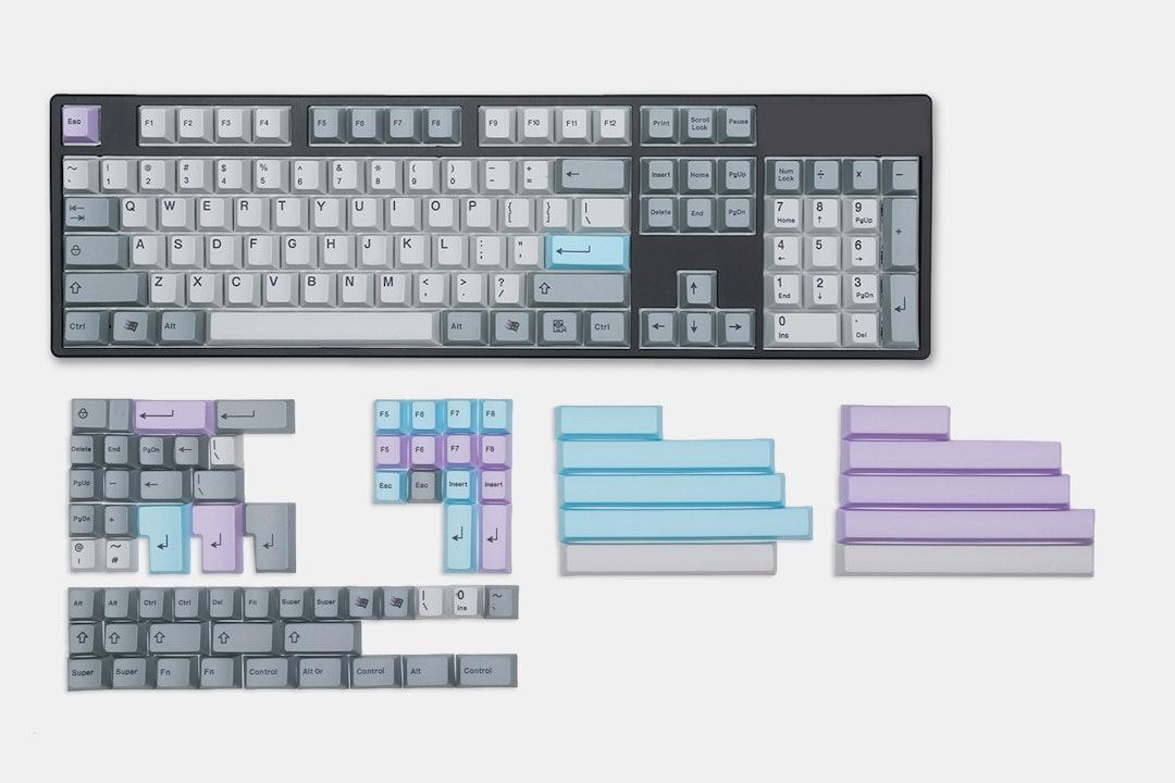 WinMix Retro PBT Dye-Subbed Keycap Set