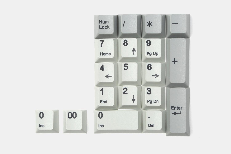 Russian - Numpad Kit (+$10)