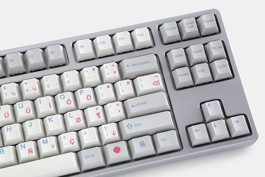 KPrepublic Irish PBT Dye-Subbed Keycap Set