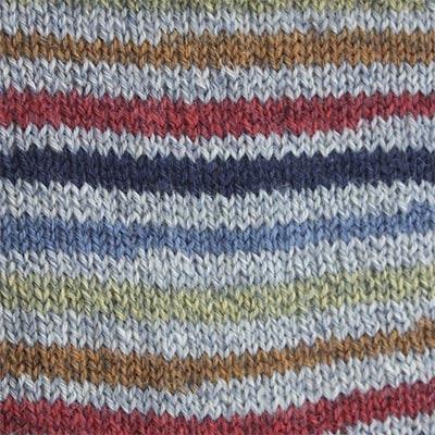 Blue Striped Ragg