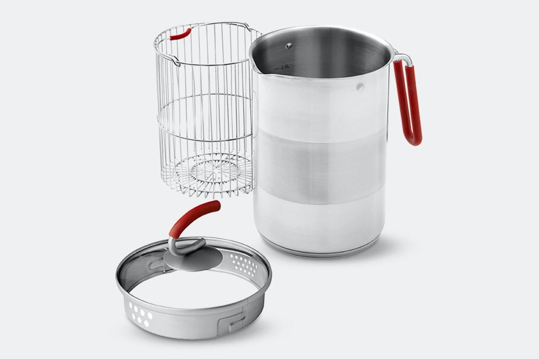 Kuhn Rikon 4th Burner Pot (12 Cups)