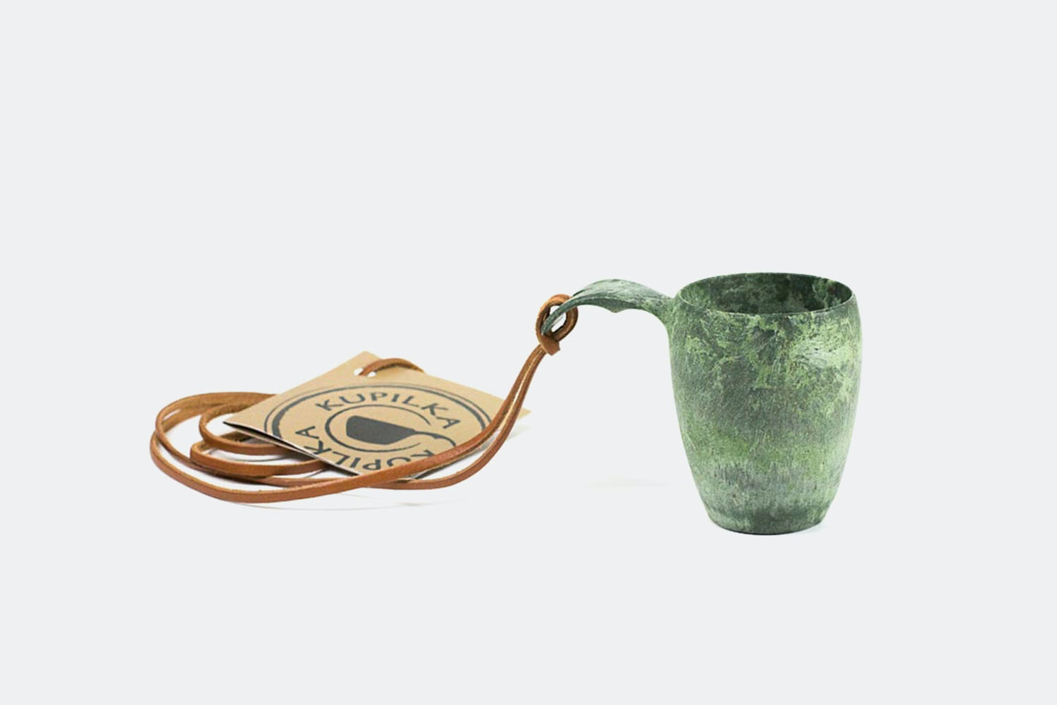 Small Schnapps Cup - Green (+$7.50)