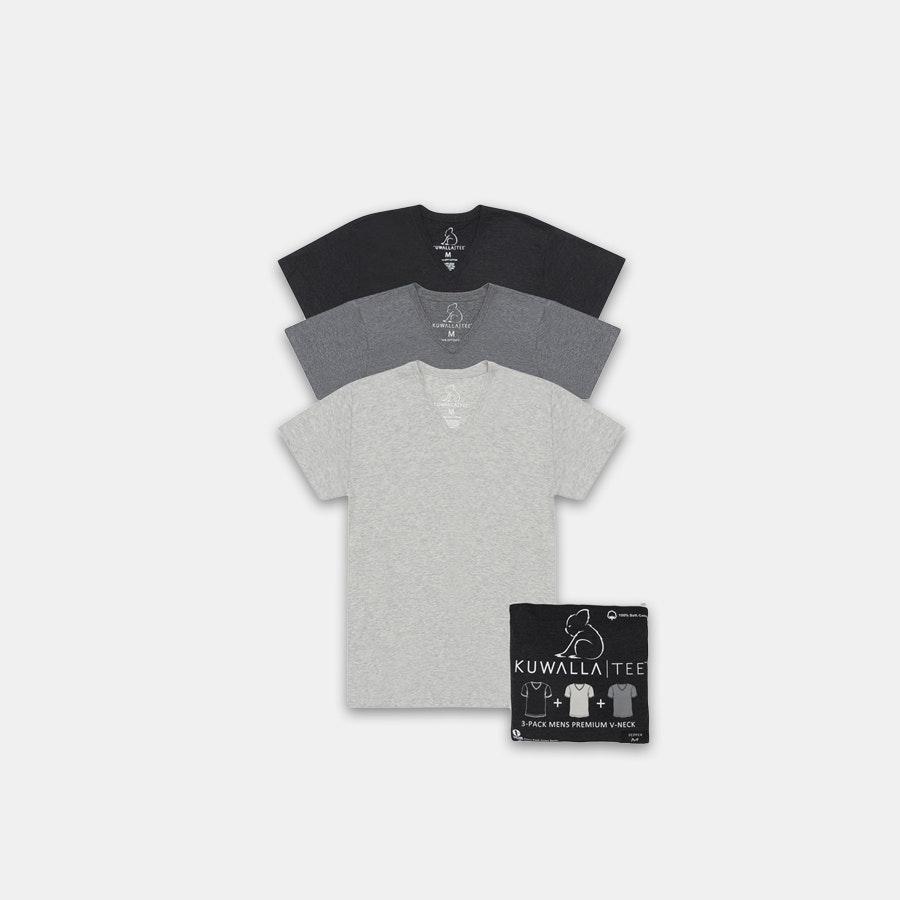 Kuwalla Tee Color T-Shirts (3-Pack)