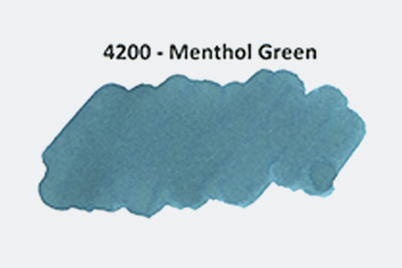 Menthol Green