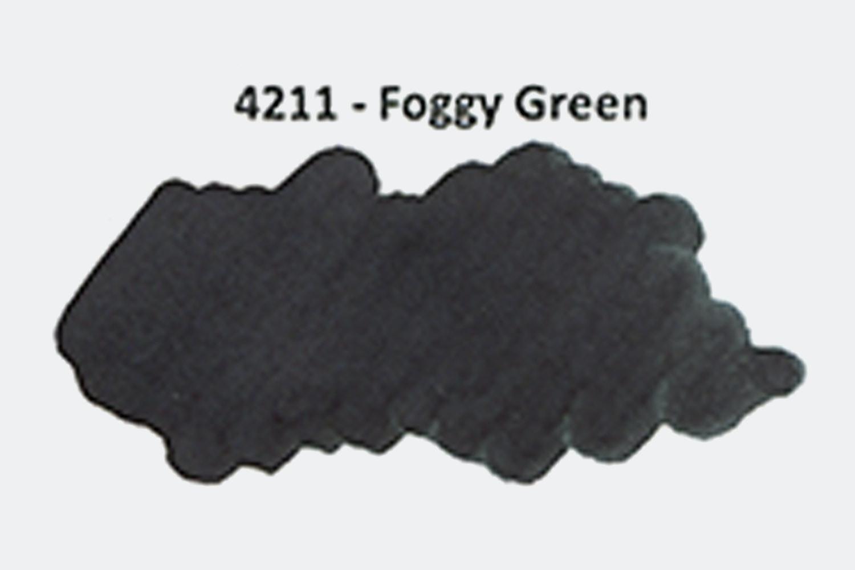 Foggy Green