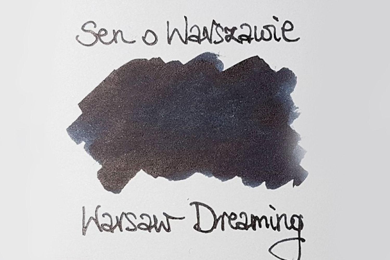 Warsaw Dreaming