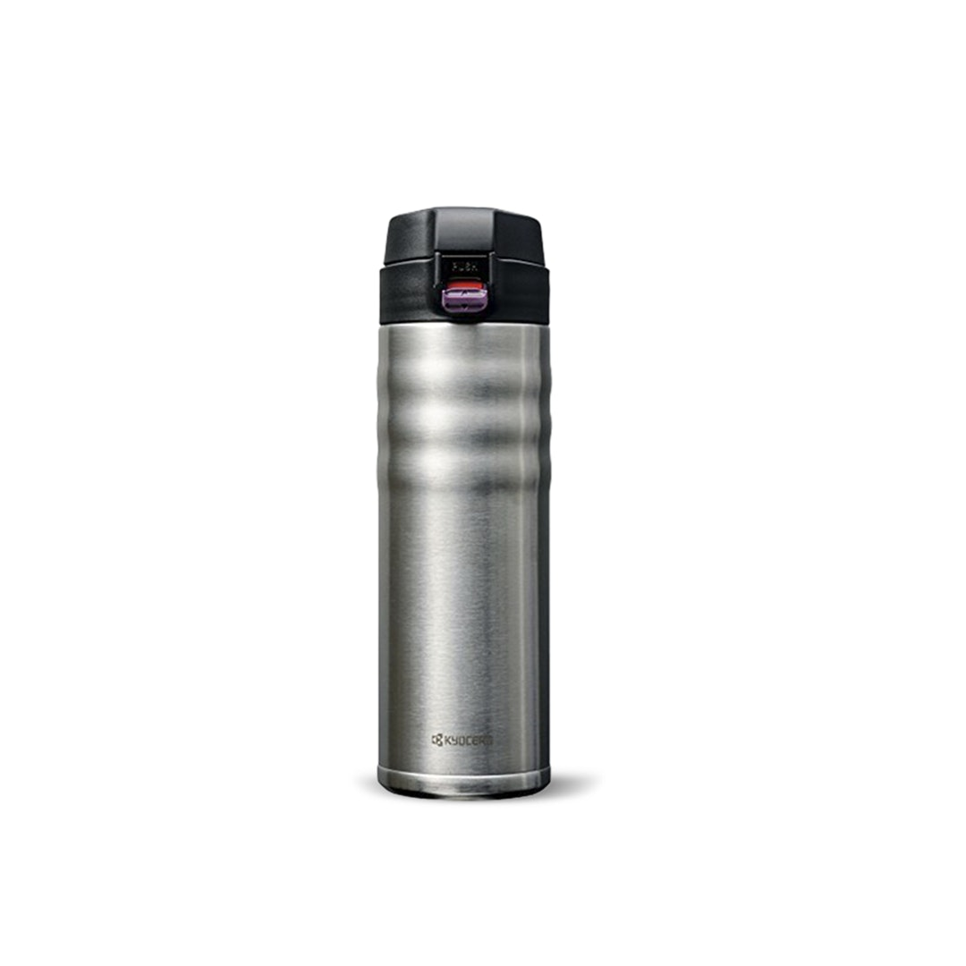 Kyocera Vacuum-Insulated Travel Mugs