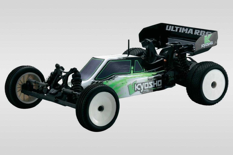 Kyosho 1/10 Ultima RB6 Brushless Buggy RTR