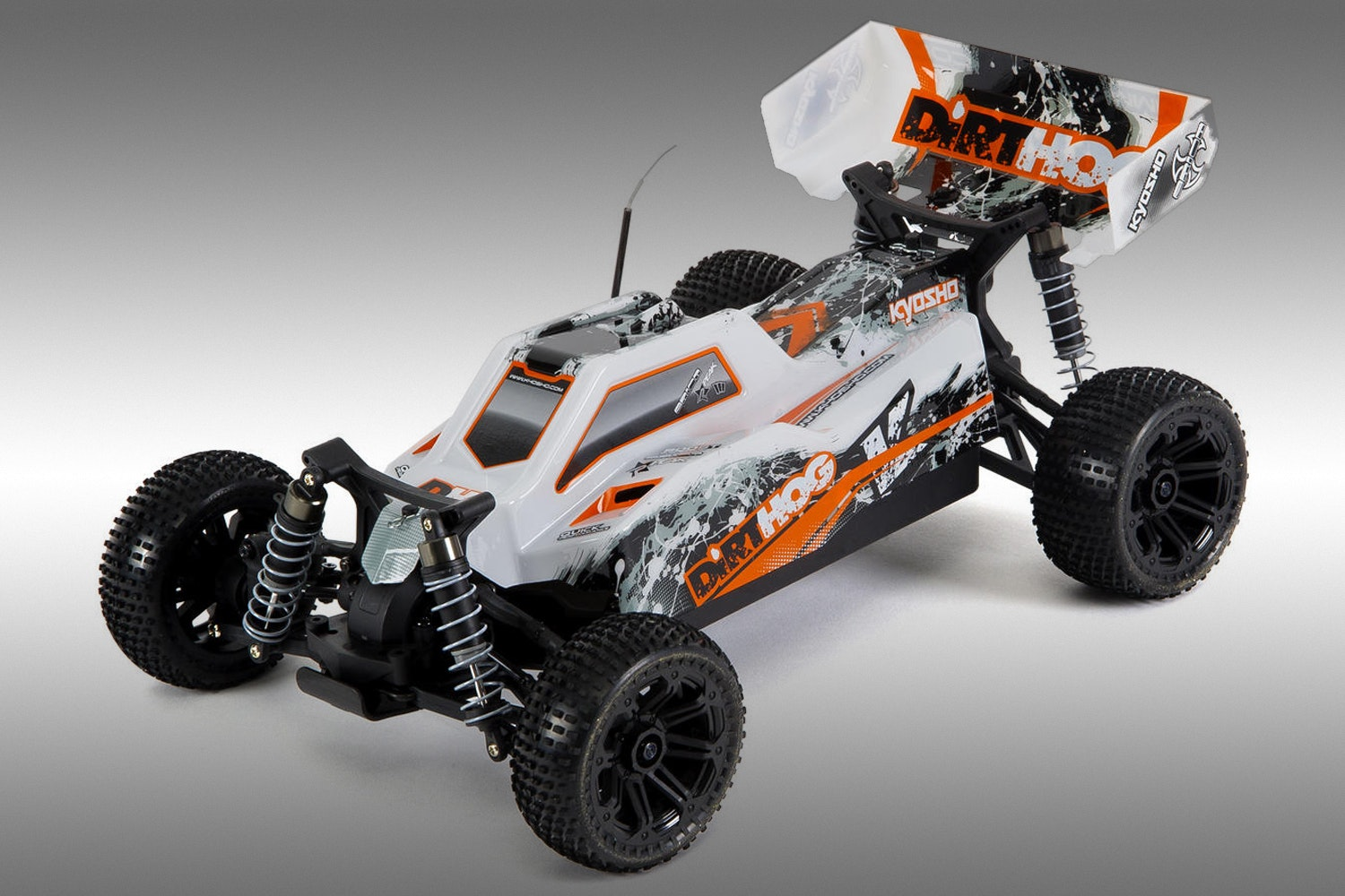 Kyosho Dirt Hog Type 2 4WD Racing Buggy RTR