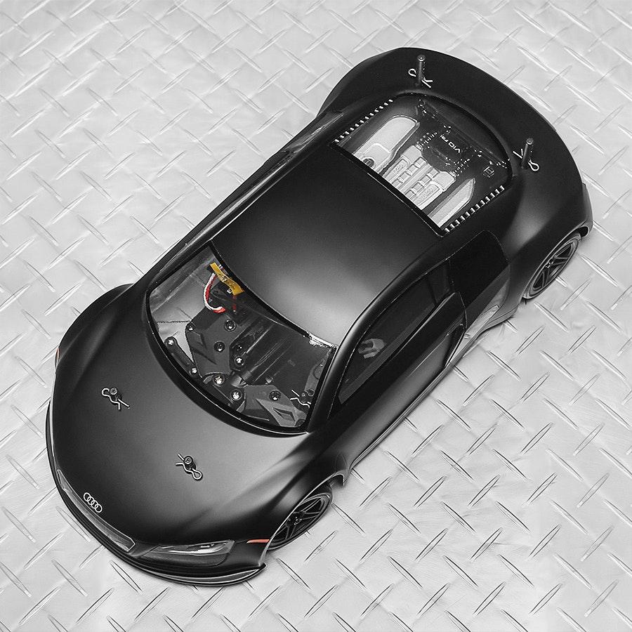 Kyosho Fazer VE Audi R8 Brushless 1/10 RTR