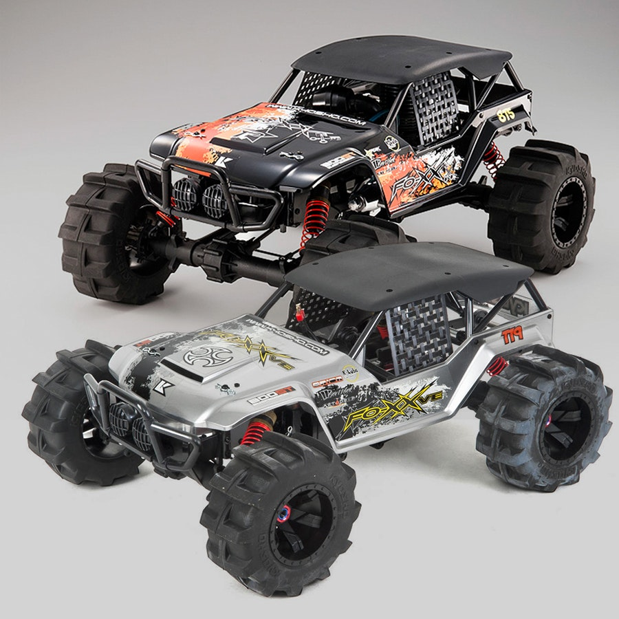 Kyosho FO-XX 1/8 Monster Truck (Electric or Nitro)