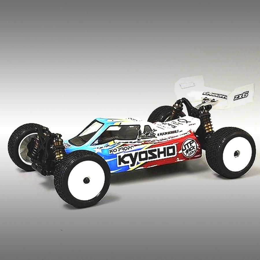 Kyosho Lazer ZX-6 4WD 1/10 Buggy Kit
