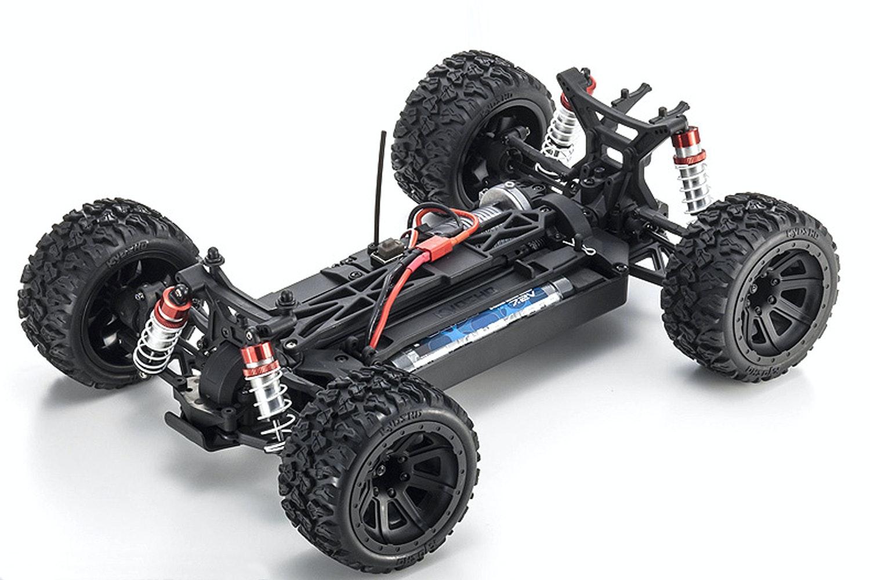 Kyosho Rage VEi RTR 4WD Truggy