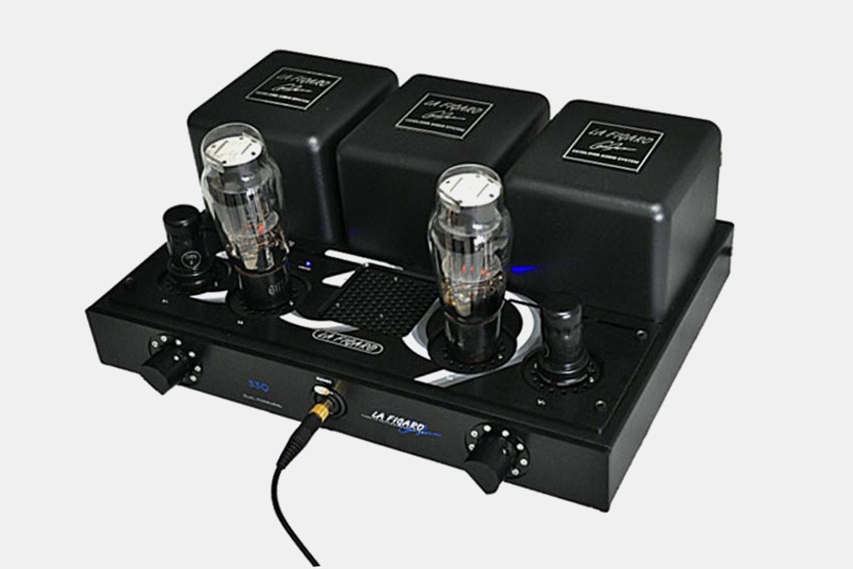 La Figaro 339 Tube Headphone Amplifier